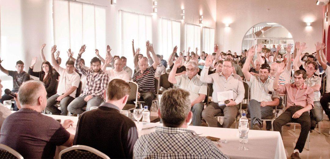 Sesionó el V Congreso ordinario de Delegados de FATEL