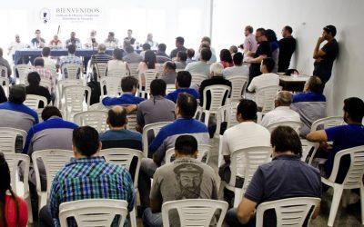 Plenario de secretarios general en Tucumán