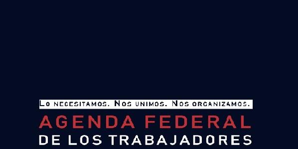 Agenda federal de los trabajadores