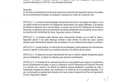 Acta relevamientos tecnicos Septiembre 2019