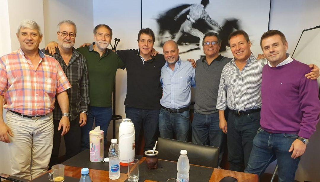Relaciones internacionales – Reunión en FATTEL con el Director Regional de UNI